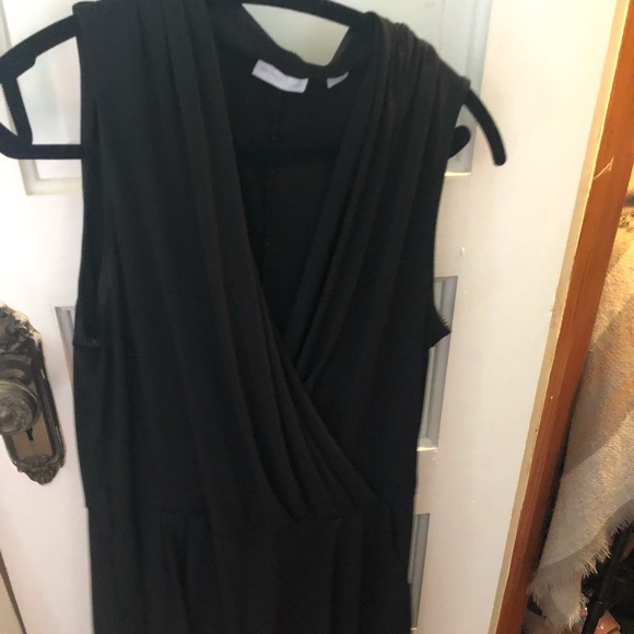 New York & Company Other - Black wrap style romper